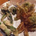 とくあん - 春菜の天ぷら