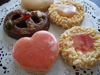 リープリング - 可愛い焼き菓子