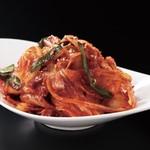 韓食 チーズタッカルビ -