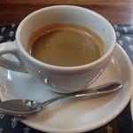 71531873 - レギュラーコーヒー ¥500(お代わりは100円)