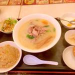 上海台所 - 白湯鶏麺。¥750。
