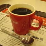 ミスタードーナツ - ドリンク写真:ホットコーヒー270円(税込)。