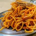 スパゲティーのパンチョ - 海鮮ナポ・並 850円