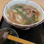 定吉 - 料理写真:鴨(豊橋合鴨)南蛮うどん900円
