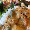 サーフサイドカフェ - 料理写真:レッドカレー・ランチ