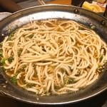 黒船 - もつ鍋 + ちゃんぽん麺