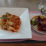 レストラン アンソレイユ - (2017年8月)