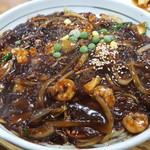 中華料理 普門 - 2人分ヂヤヂヤンメン