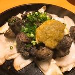 黒船 - 地鶏の炭火焼き