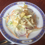 ジャイ タイ - サラダ
