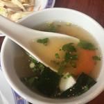 ジャイ タイ - スープ