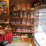 71536385 - 焼き菓子の様子。