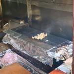 結屋 - 注文してから炭火焼きなおし。