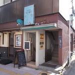 スパニッシュバル クク - 店舗入口
