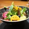 傳 - 料理写真:サラダ