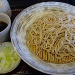 池上本門寺 お休み処 - 料理写真:もり蕎麦