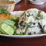 レストラン ペチカ - レストラン ペチカ@諏訪郡 山菜ピラフ