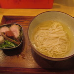 和ヌードル 鈴七 - 料理写真:ひやかけ