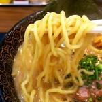 炎旨堂 - 麺アップ