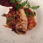 71541788 - オマール海老とフレッシュトマトのパスタ バジル風味