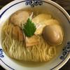 桜木製麺所 - 料理写真:塩中華そばtp煮卵