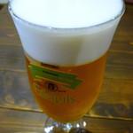四季肴酒家 きなり - ドリンク写真:◆エーデルピルス生