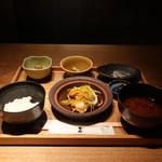 和食 えん - 本日のお薦めお魚料理
