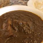 タージ・マハール - 料理写真:★★★☆ コルマカリー 野菜が煮溶けていてほんのり甘みがあり美味しい!