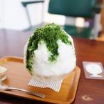 71544451 - 抹茶ミルク金時(1070円)