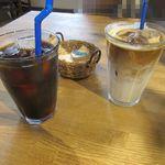 71544999 - スヌスオリジナルコーヒー ICE &カフェラテ ICE