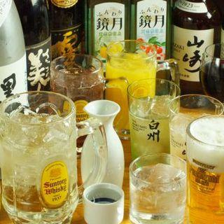 飲み放題120分990円~!宴会コースは2990円~!