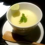 玉椿 - 枝豆豆腐