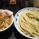 71546966 - ザバ濃厚鶏つけ麺☆