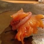 鮨 そえ島 - ◆赤貝・・普通かしら。