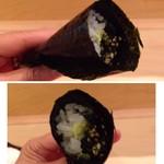鮨 そえ島 - ◆広島菜巻