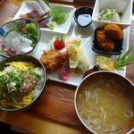 平塚漁港の食堂 - DELI・デリ御膳