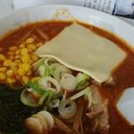 麺屋北物語 - トマトラーメン