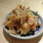 日本のお酒と浜焼料理‐ウラオンサカバ‐ - みそベーコン