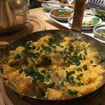 日本のお酒と浜焼料理‐ウラオンサカバ‐ - (巻かない)出汁巻き風玉子は、具の種類も色々ご用意♪