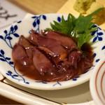 日本のお酒と浜焼料理‐ウラオンサカバ‐ - 元祖ホタルイカ沖漬け