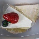 mure - イチゴシフォン&チーズタルト