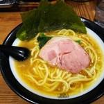 71551211 - 太麺+のり ¥680+半50
