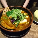 RAMAI - タフゴレン(揚げ出し豆腐)