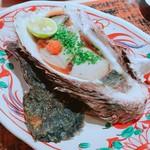 みつ山 - 岩牡蠣