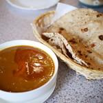 インドとパキスタンのカレーレストラン CHAND - 料理写真:ビーフ パヤ¥1000