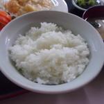 かすみ食堂 - 御飯