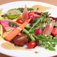TENZO - 季節野菜のバーニャカウダ