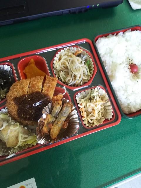 お弁当の楓樹 - 日替わりお弁当450円