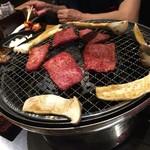 焼肉蔵 - 料理写真: