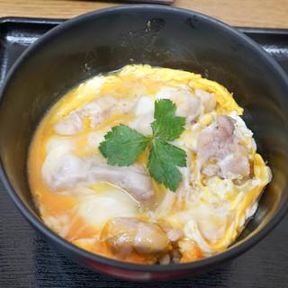鳥めし 鳥藤 - 料理写真:塩親子丼